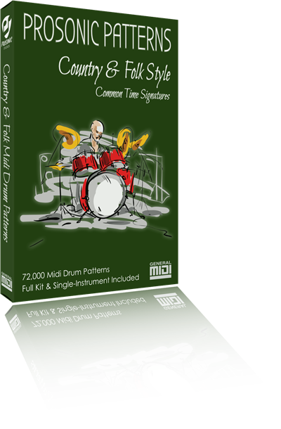 Country & Folk Drum Patterns
