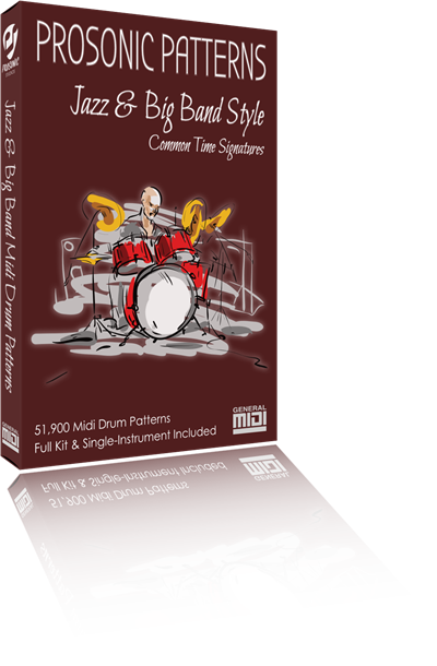 Jazz & Big Band Drum Patterns